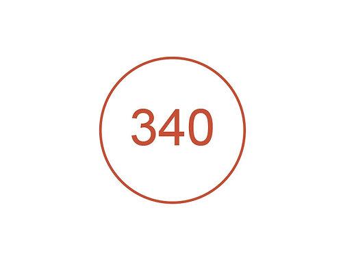 Número 340