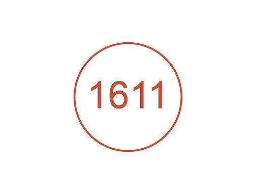 Número 1611