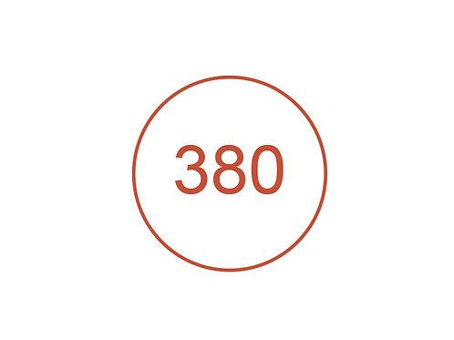Número 380