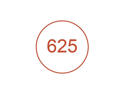 Número 625
