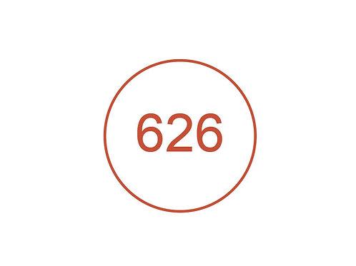 Número 626