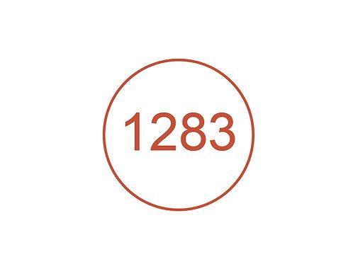 Número 1283