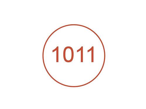 Número 1011