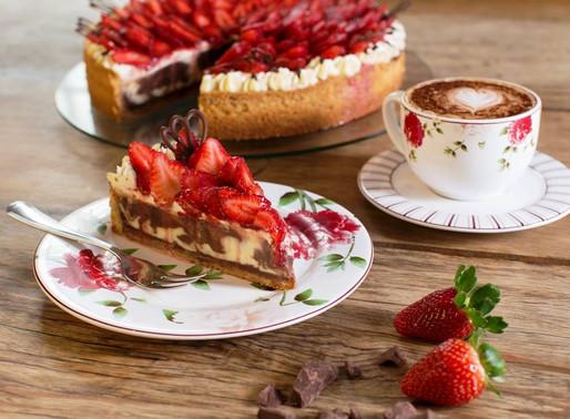 Frederica's Koffiehuis atende presencialmente de terça a sábado
