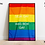 Thumbnail: Poster LGBT com frases