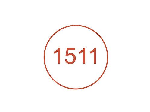 Número 1511