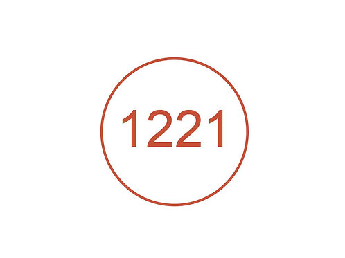 Número 1221