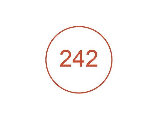 Número 242