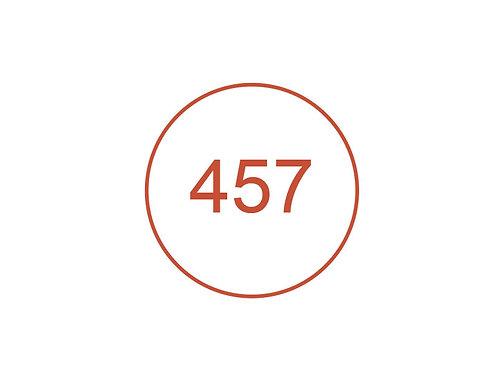Número 457