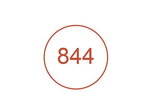 Número 844