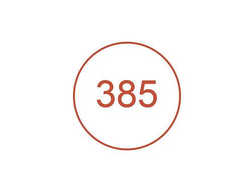 Número 385