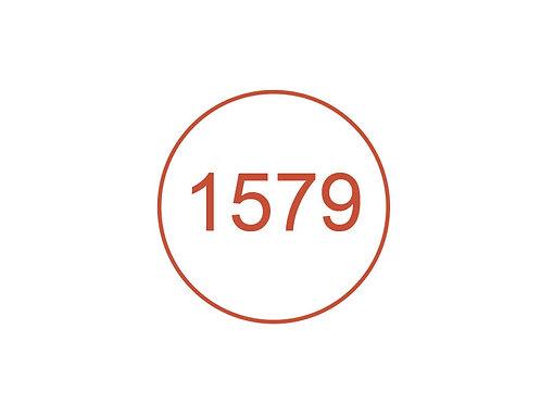 Número 1579