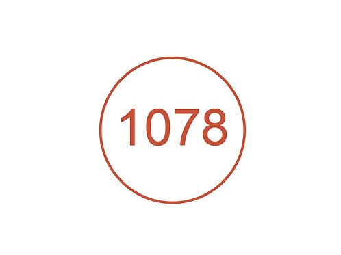 Número 1078
