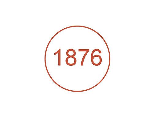 Número 1876