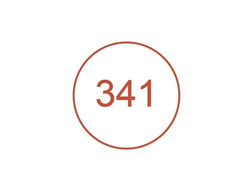 Número 341