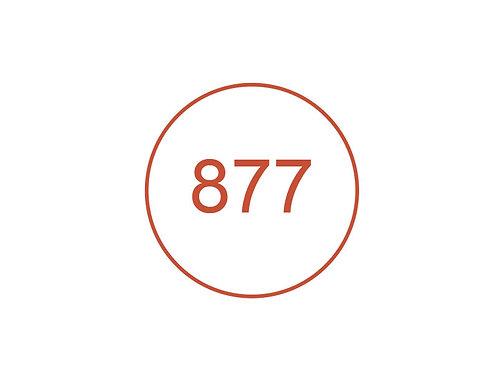Número 877
