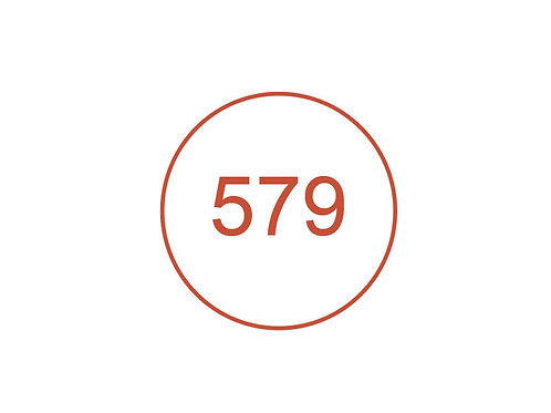 Número 579