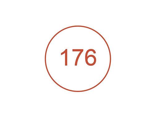 Número 176