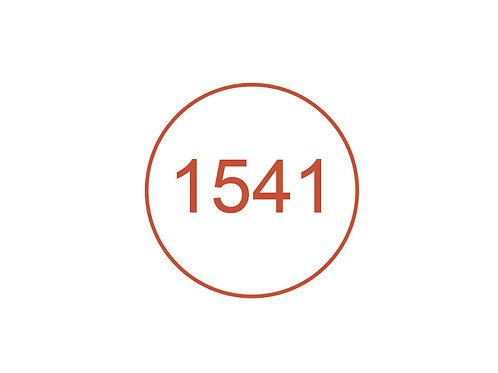 Número 1541