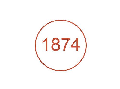 Número 1874