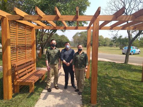 Convention Bureau comemora a reabertura do Parque de Vila Velha