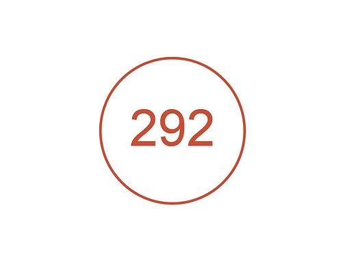 Número 292