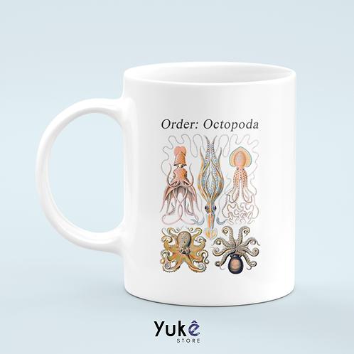 Caneca Order Octopoda