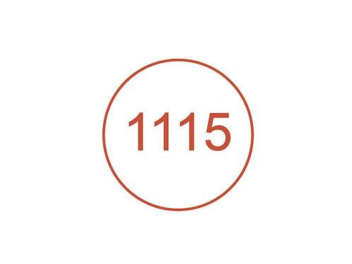 Número 1115
