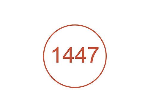 Número 1447