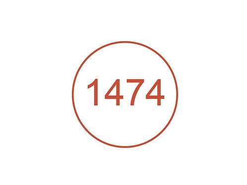 Número 1474