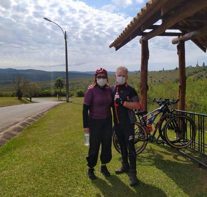 Circuito de cicloturismo do Parque Vila Velha atrai ciclistas de Curitiba
