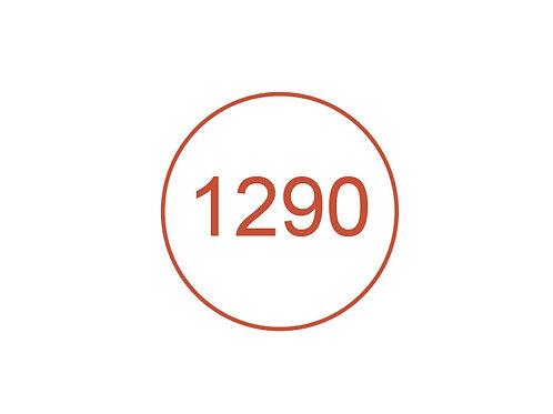 Número 1290