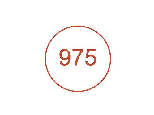 Número 975
