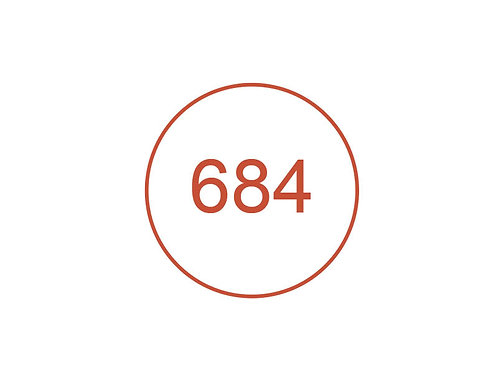 Número 684