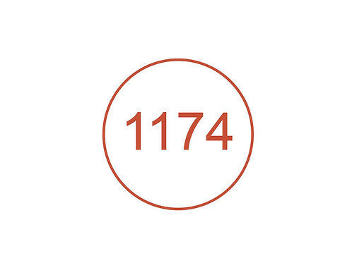 Número 1174