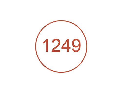 Número 1249