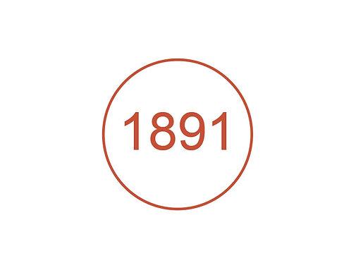 Número 1891