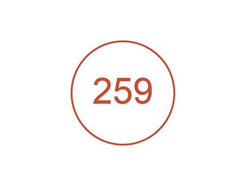 Número 259
