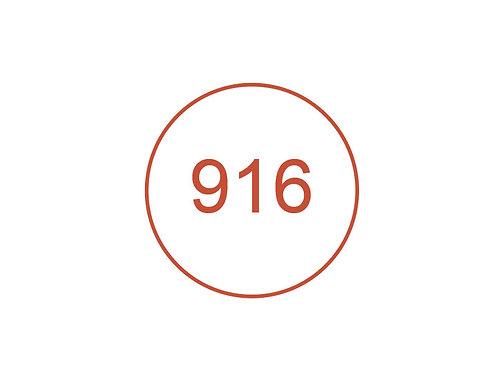 Número 916