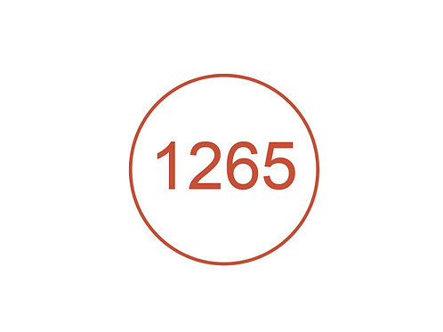 Número 1265