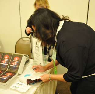 Book Signing Session