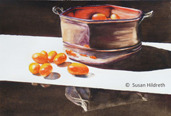 Copper and Kumquats