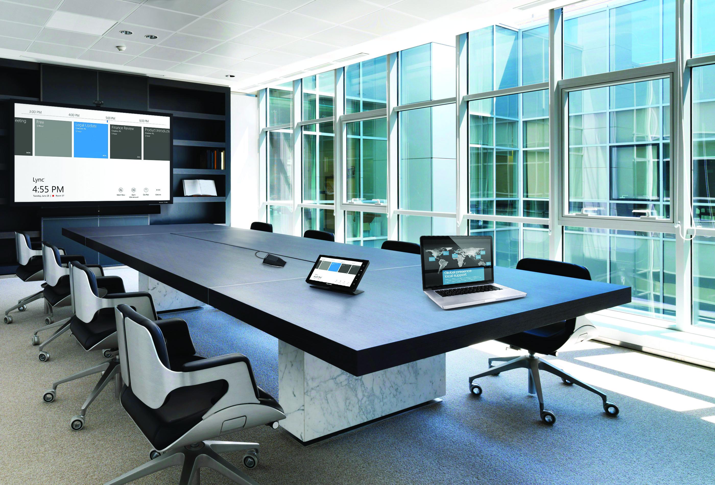 meeting-rooms Crestron
