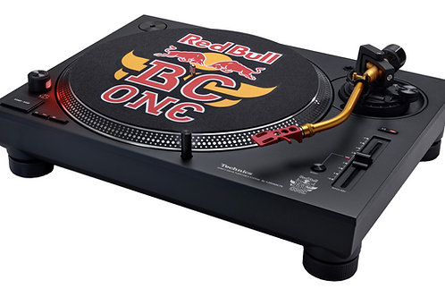 TECHNICS 1210MK7R RED BULL LIMITED EDITION