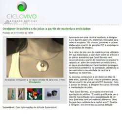 Site Ciclo Vivo