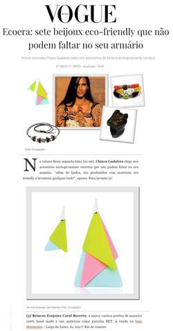 Site da Vogue