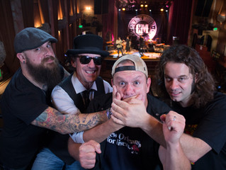 Cowboy Mouth Added to Entertainment Lineup