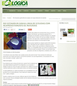 Site Revista Ecológica