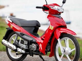 Condutor de motos de 50 cilindradas sem habilitação passará a ser multado.