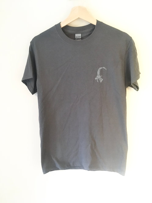 Ibex Tee in Grey